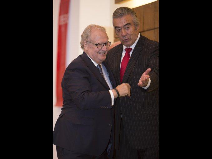 Alberto López de Nava y Salvador Sotomayor