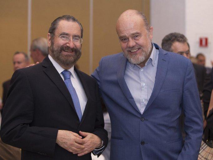 Arturo Nieto Irigoyen y Peter Ellis