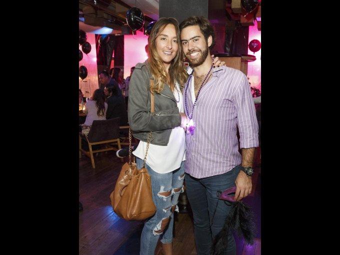 Mariana Fernández y Fernando Ferrán
