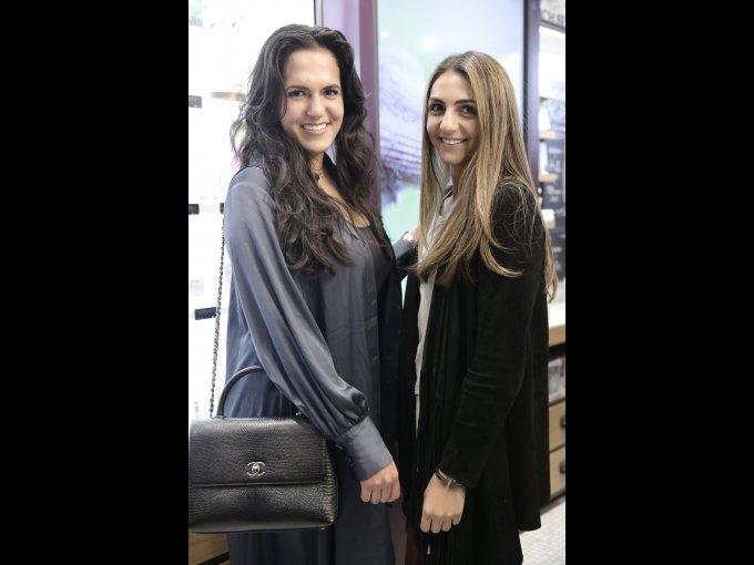 Alexa Figueroa y Alexia Neme