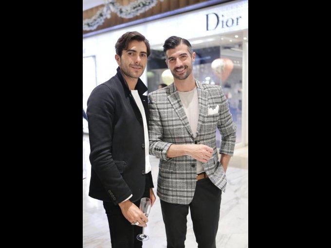 Gerardo Islas y Fernando González