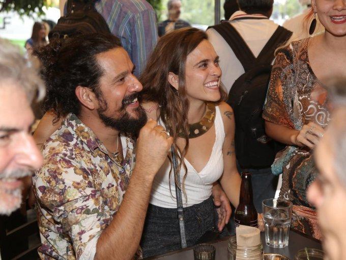 Fausto Palma y Summer Romero