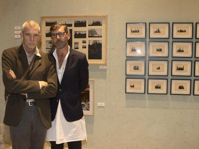 James hd Brown y Emmanuel Picault