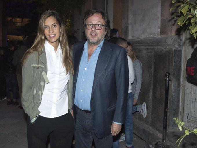 Luisa González y Filippo Brignone
