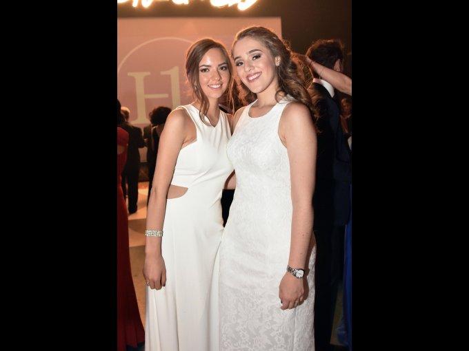 María Dupeyron y Ana Rodríguez