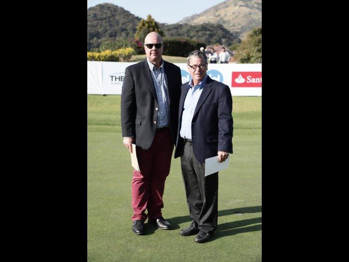 Henrique Lavie y Matt Delaney