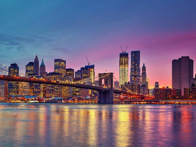 1. Nueva York: con un total de 8,335 y aumento del 9% en esta población del 2016 al 2017.