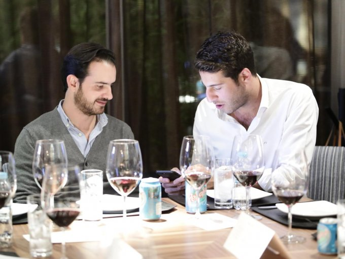 Jorge Portilla y Juan Pablo Duayhe