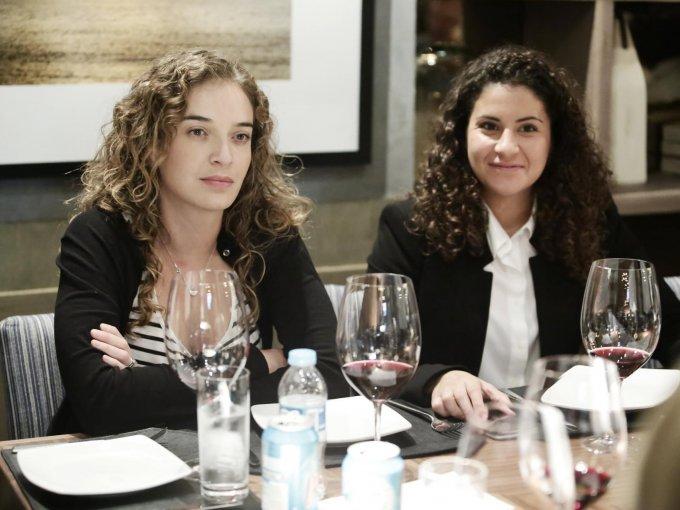 Gabriela Cerro y Mariel Duayhe