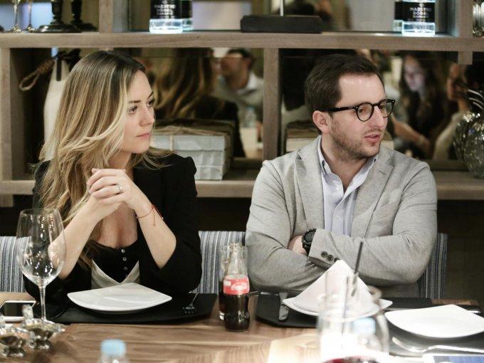 Valeria y Roberto Vilchis