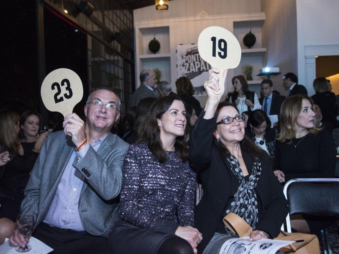 Arturo Graue, Cecilia Hidalgo y Mónica Graue