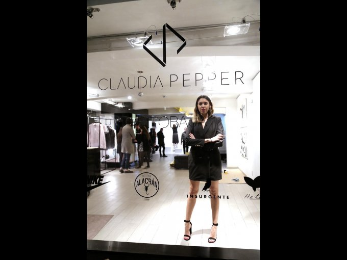 Claudia Pepper