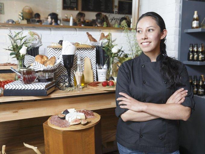 Chef Jessica Luna