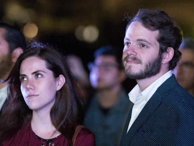 Florencia Bou y Gastón Moreno