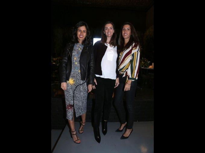 Alejandra Chedraui, Ana Díaz Torre y Mariana Peralta