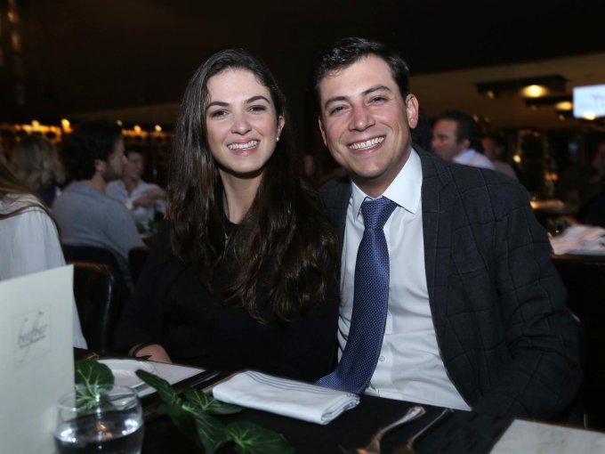 Ines Gómez Robledo y Gerardo Álvarez del Castillo