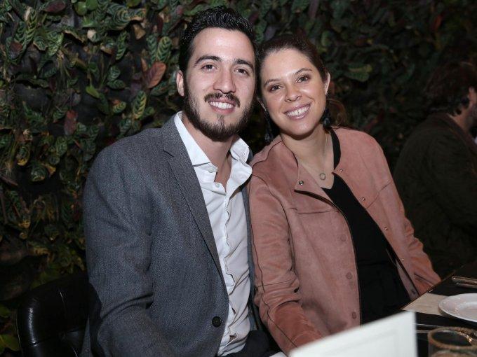 Erick Zamacona y Macarena Barquera