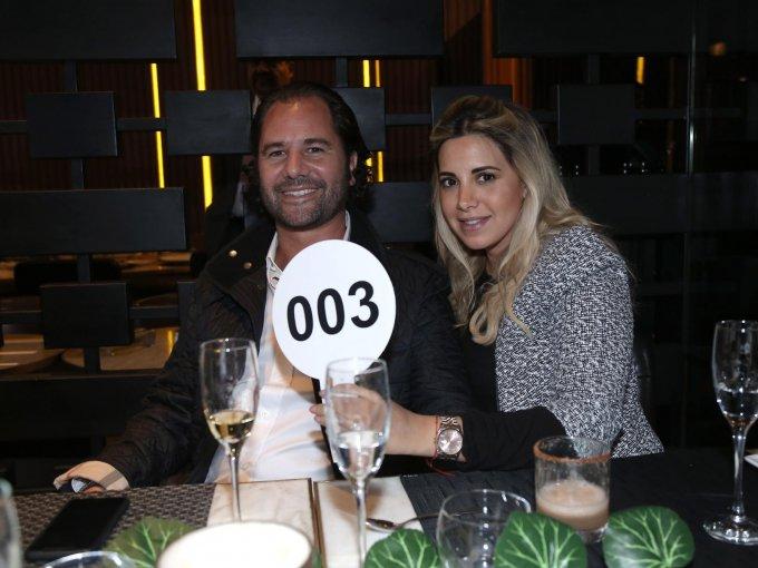 Alexis Weinberg y Raquel Weinberg