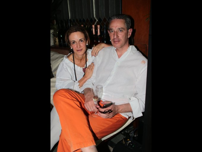 Gabriela Figueroa y Alejandro Céspedes