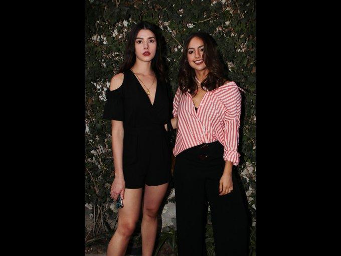 Olga Espinoza y Ana Lucía Tejada