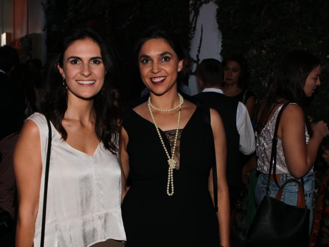 Mariana Díaz y Teté Sierra
