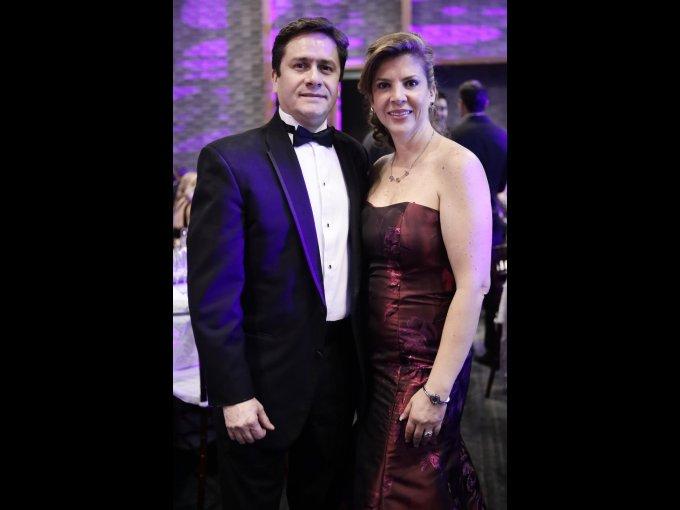 Sergio Campero y Lorena Campero