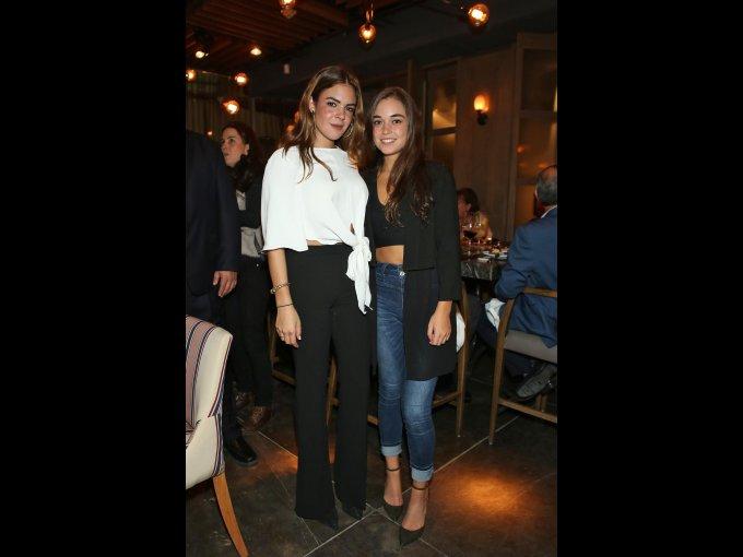 María Andrea Mexia y Ana Lucía Mares