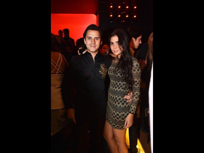 Luis Thomas y Ximena Jaik
