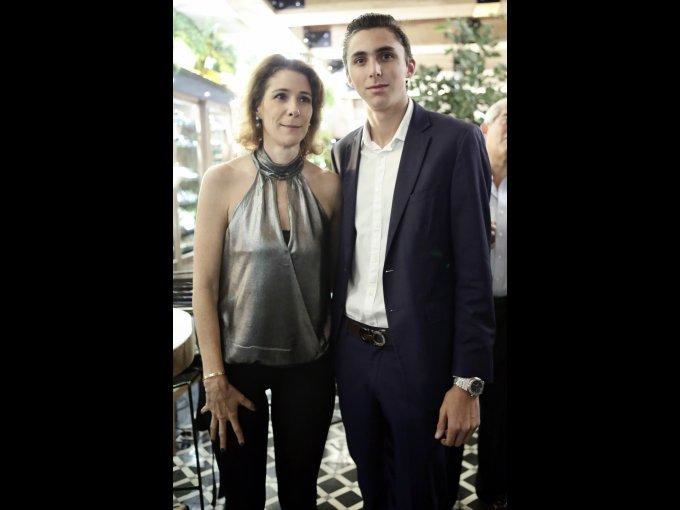 Ileana y Salvador Neme