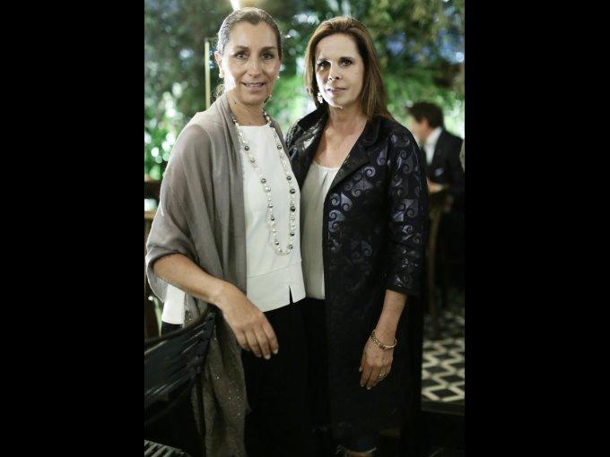 Tere Osio y Ana Paula de Haro