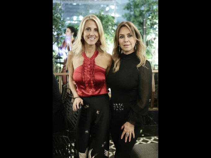 Martha Comella y Tere Zurita