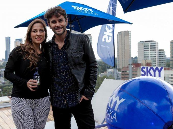 Marina Santos y Fernando Consagra