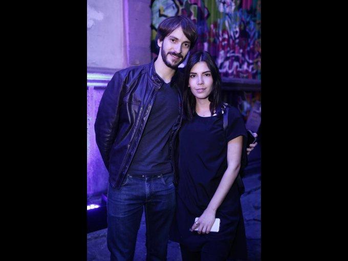 Gerardo Rocha y Fernanda Sánchez