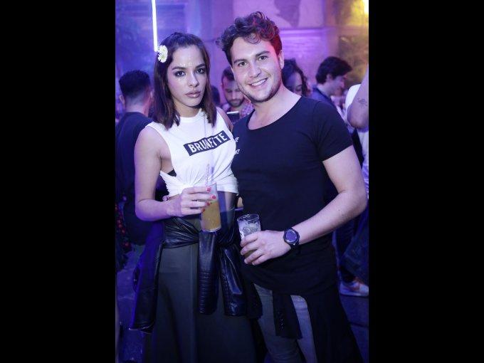Lucía Rivera y Jorge Herrera