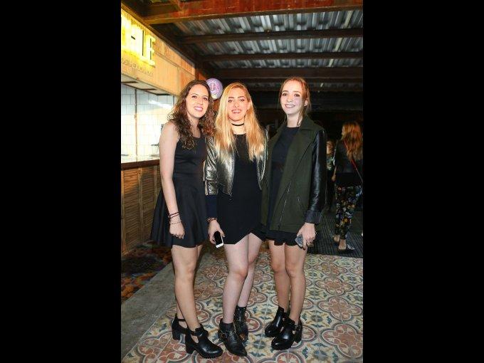 Ximena Tornel, Hillhamn Salome y Lorena Ramírez