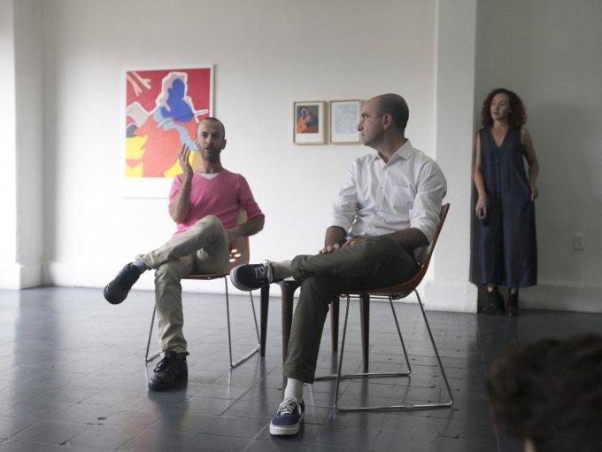 Marc y David Breslin