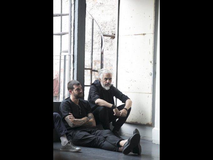 Brian Thoreen y Héctor Esrawe