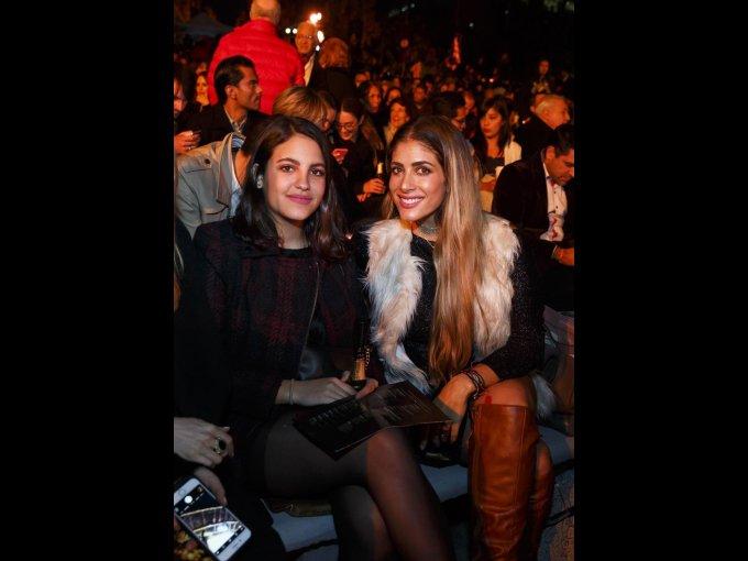 Sofía Luckie y Nunzia Rojo de la Vega
