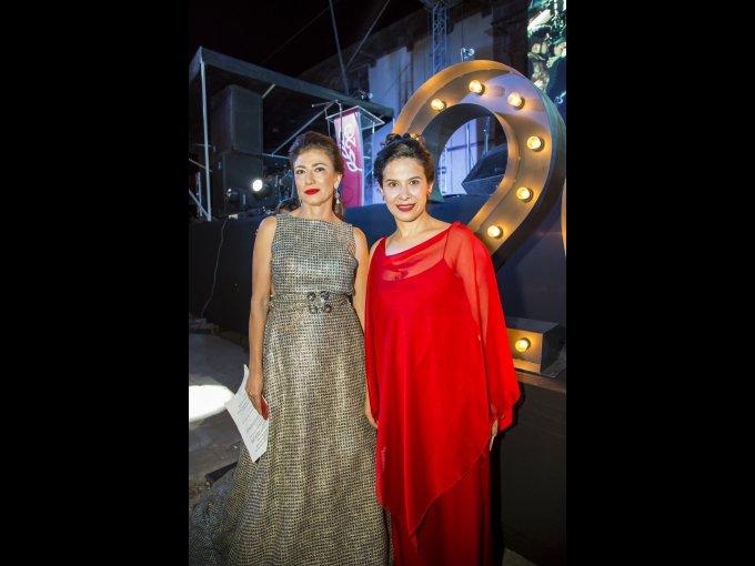 Leticia Huijara y Arcelia Ramírez