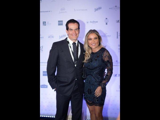 Samuel García y Marisela Camarena