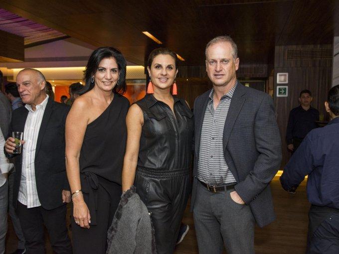 Olga Levy, Judy Levy y Jaime Levy