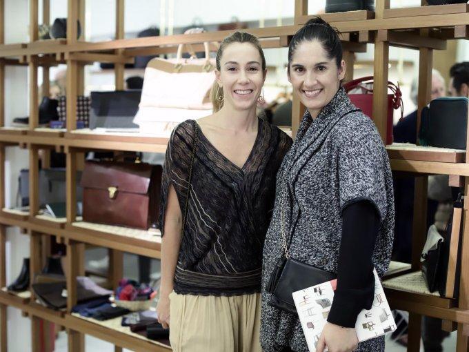 Fernanda Fuentes y Marcela Gutiérrez