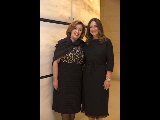 Elena Holtzman y Lina Holtzman