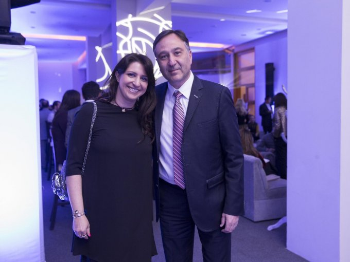 Jessie Halaat y Rafael Kaim