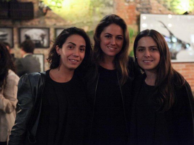 Ana Paula Capetillo, Priscilla y Diana Gómez