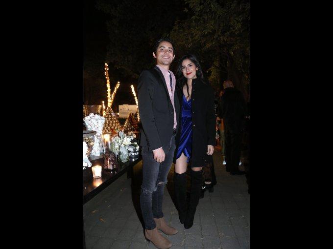 Miguel Gastélum y Ana Cristina Gastélum