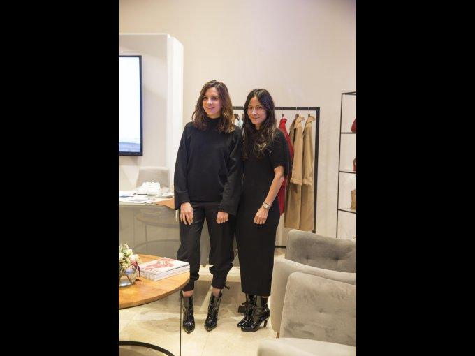 Mariángeles Reygadas y Pamela Ocampo