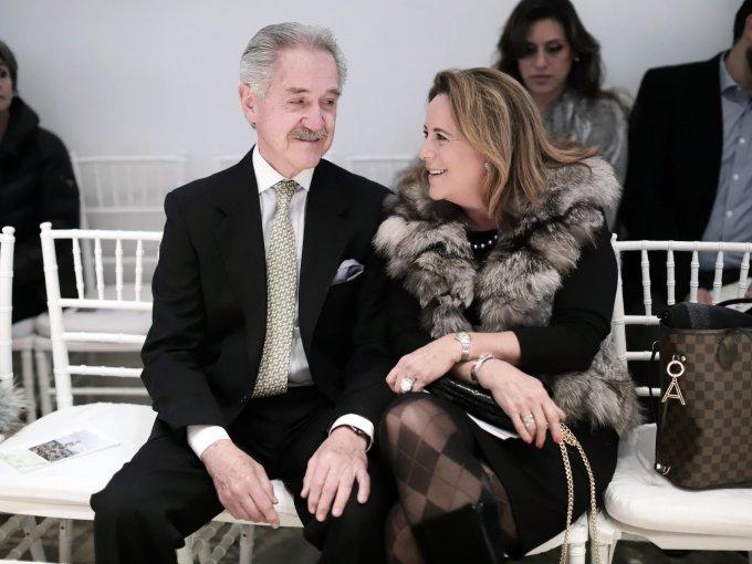 Miguel Domenzain y Teresa Zermeño