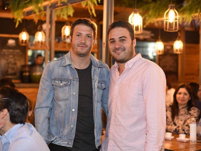 Diego Ibarra y Rodrigo Méndez