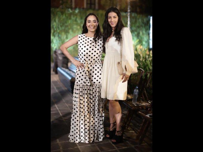 Paola Martínez Zurita y Lorena Murat